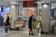 У Прозорому офісі, що на Вишеньці, експонується виставка «Вінниччина туристична»