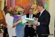 У Вінниці вперше видали свідоцтва про народження дитини прямо у пологовому будинку