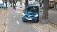 По вулиці Пирогова завершилося будівництво велодоріжки, протяжністю майже два кілометри