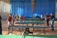 В змаганнях з настільного тенісу серед держохоронців взяли участь 25 команд