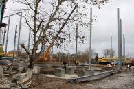 Котельня на деревині, що зводиться по вул.Баженова, дозволить економити споживання 2,3 млн. кубів газу в рік