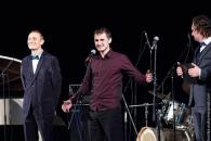 Перший у Вінниці великий саксофонний концерт відбувся у неділю у театрі