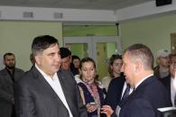 Міхеіл Саакашвілі:«У Вінниці здогадались зробити Прозорі офіси раніше, ніж в Грузії»