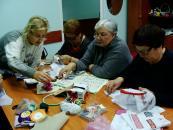 У Вінницькому Терцентрі відкрився новий гурток «Вишивка та мережка»