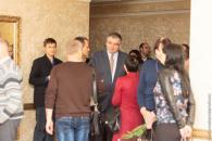 """Вінницький історик Олександр Федоришен презентував книгу """"Вінниця. Історія іншого часу"""""""