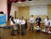 У фіналі всеукраїнського проекту «Я можу врятувати життя» Вінницю представлятиме команда школи № 22