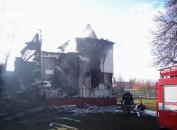У Вінницькій області загорівся храм, збудований понад півтора століття тому