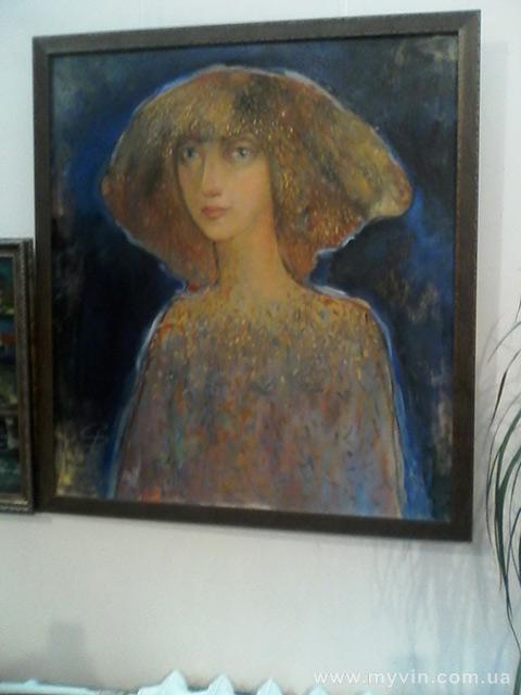 У краєзнавчому музеї триває виставка вінницької художниці Світлани Телець, фото-3