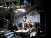 «Artgnosis: New Stage» – нові присмаки сучасної літератури, музики, кіно