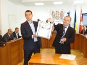 Секретарем Вінницької міської ради депутати обрали Павла Яблонського