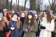 Фоторепортаж з мітингу-реквієму з нагоди Дня пам'яті жертв Голодомору України