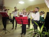 До ювілею Чайковського у Вінницькій школі мистецтв «Вишенька» влаштували концерт