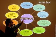 Вінничанки обожнюють Андре Тана і він відповідає їм взаємністю