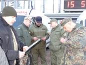 До бійців на Схід відправлено відремонтовану машину швидкої допомоги та зимові речі