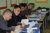 Вже на початку лютого 265 поліцейських вийдуть на вулиці Вінниці. Поки що ж новобранці навчаються