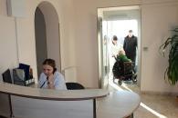 Віднедавна мешканці Старого міста, які пересуваються на візку, можуть безперешкодно отримувати медичну допомогу в амбулаторії сімейного лікаря
