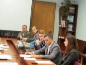 У Вінниці обговорили реалізацію стратегії регіонального розвитку