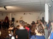 Вінницька художка презентувала ретроспективну виставку учнівських робіт