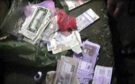 У Вінниці іноземець міняв фальшиві банкноти, надруковані в орендованому ним гаражі