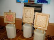 Розмаїття витинанок подільських майстрів представлено на виставці у краєзнавчому музеї