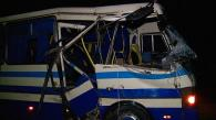 В Козятинському районі внаслідок зіткнення рейсового автобусу із трактором двоє людей загинуло, семеро в лікарні