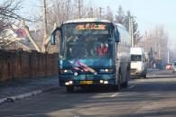 60 бійців зведеного загону вінницької поліції повернулися додому з зони АТО