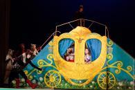 Музичну казку «Кіт у чоботях» підготували для дітей у театрі Садовського