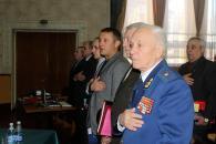 На конференції ветерани Вінниччини обрали керівництво та обговорили нагальні проблеми соціального захисту