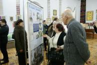 Вінничан запрошують відвідати виставку, приурочену 150-річчю від дня народження Андрея Шептицького