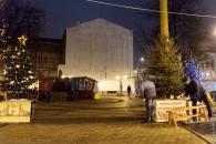 Резиденція Діда Мороза готується до відкриття