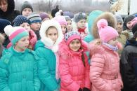 Сьогодні майже 50 тисяч солодких подарунків помічники Святого Миколая повезли до маленьких вінничан