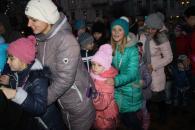 Сьогодні у Вінниці запрацювала Резиденція Дідуся Мороза