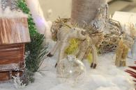 У холі міської ради відкрилася виставка «Зимова феєрія»