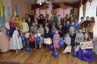 У Вінниці відбулися запальні вечорниці зі Святим Миколаєм
