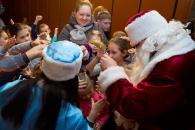 Понад 300 дітей вже побувало у сінематографі Снігуроньки
