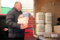 Вінничани відправили для бійців АТО новорічні гостинці