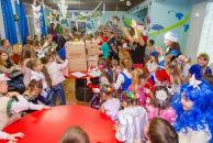 У «Гаражі77» пройшов новорічний ранок для юних вінничан