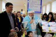 Турне Українського Діда Мороза містами країни триває