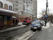 Сьогодні на вул. Винниченка неподалік кафе вибухнув котел
