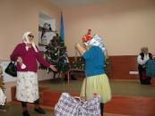 Вчора у Терцентрі для літніх людей влаштували свято куті