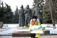 """Вінничан запрошують долучатися до флешмобу """"United Ukraine"""", приуроченого Дню Соборності України"""