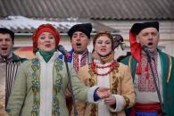 Фоторепортаж із відзначення Водохреща: вінничани провели свято пірнанням в ополонку