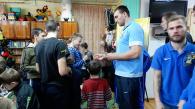 """""""Українські отамани"""" відвідали дитячий будинок """"Родинний дім"""""""