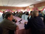 У Вінниці відбувся форум Всеукраїнського об'єднання учасників АТО та волонтерів