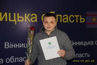 У Вінниці десять 16-річних громадян отримали перші паспорти у формі ID-картки