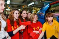 У студентському змаганні «Хто? Кого?» перемогли хлопці з Вінницького ЦПТО переробної промисловості