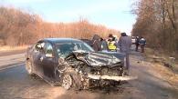 Поліцейські затримали водія-втікача, який зник з місця скоєння смертельної аварії