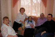 100-літній ювілей відзначила вінничанка Катерина Горбач