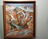 Персональна виставка Олександра Шиніна у галереї АртШик (фоторепортаж)