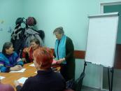 Для відвідувачів Терцентру провели семінар на тему нуменоролія